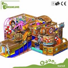 Funny Game Jungle Theme Amusement Park Indoor fitness playground equipment
