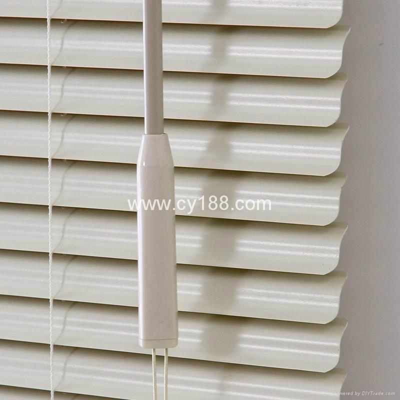 Aluminum alloy blind window 1