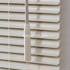 Aluminum alloy blind window