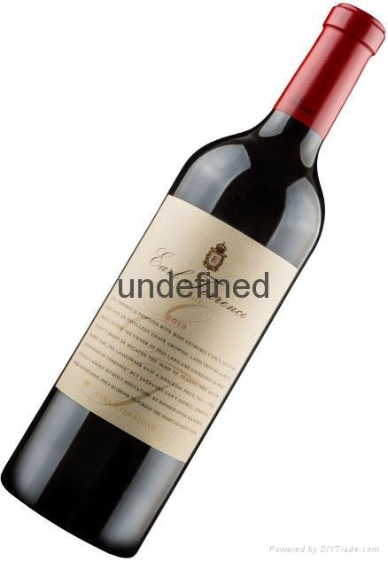 永恒伯爵赤霞珠西拉品丽珠混酿干红葡萄酒 1