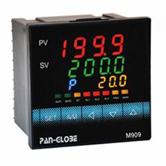 PAN-GLOBE臺灣氾達溫控表M909-901/M909-801溫控儀溫度控制器