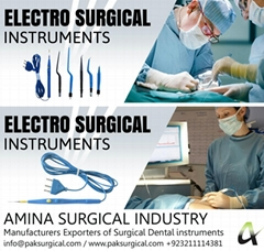 Electro Surgical Medical instruments