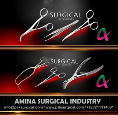 Retractors Dressing Tissue Forceps Surgical