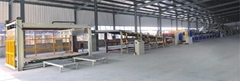 3/5/7 layer corrugated cardboard production line