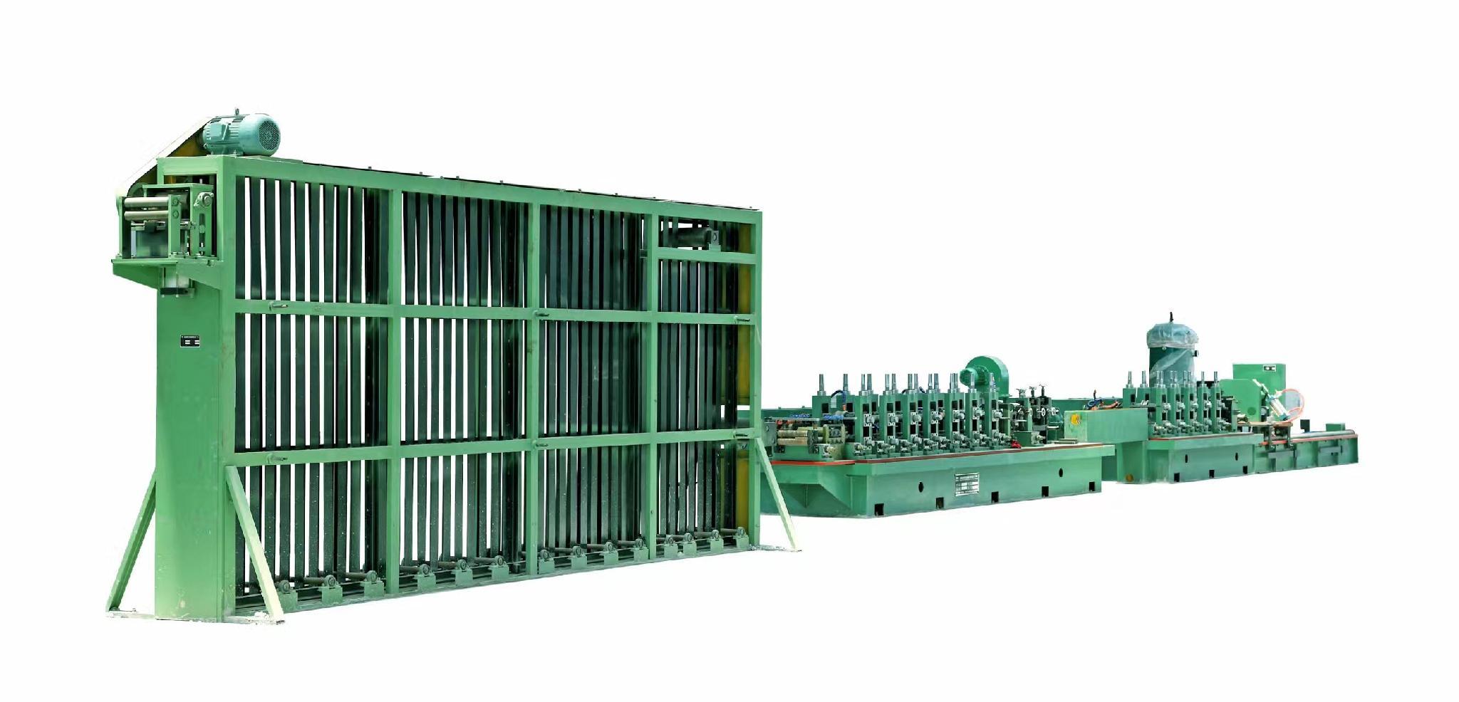 不鏽鋼通用型焊管機 4