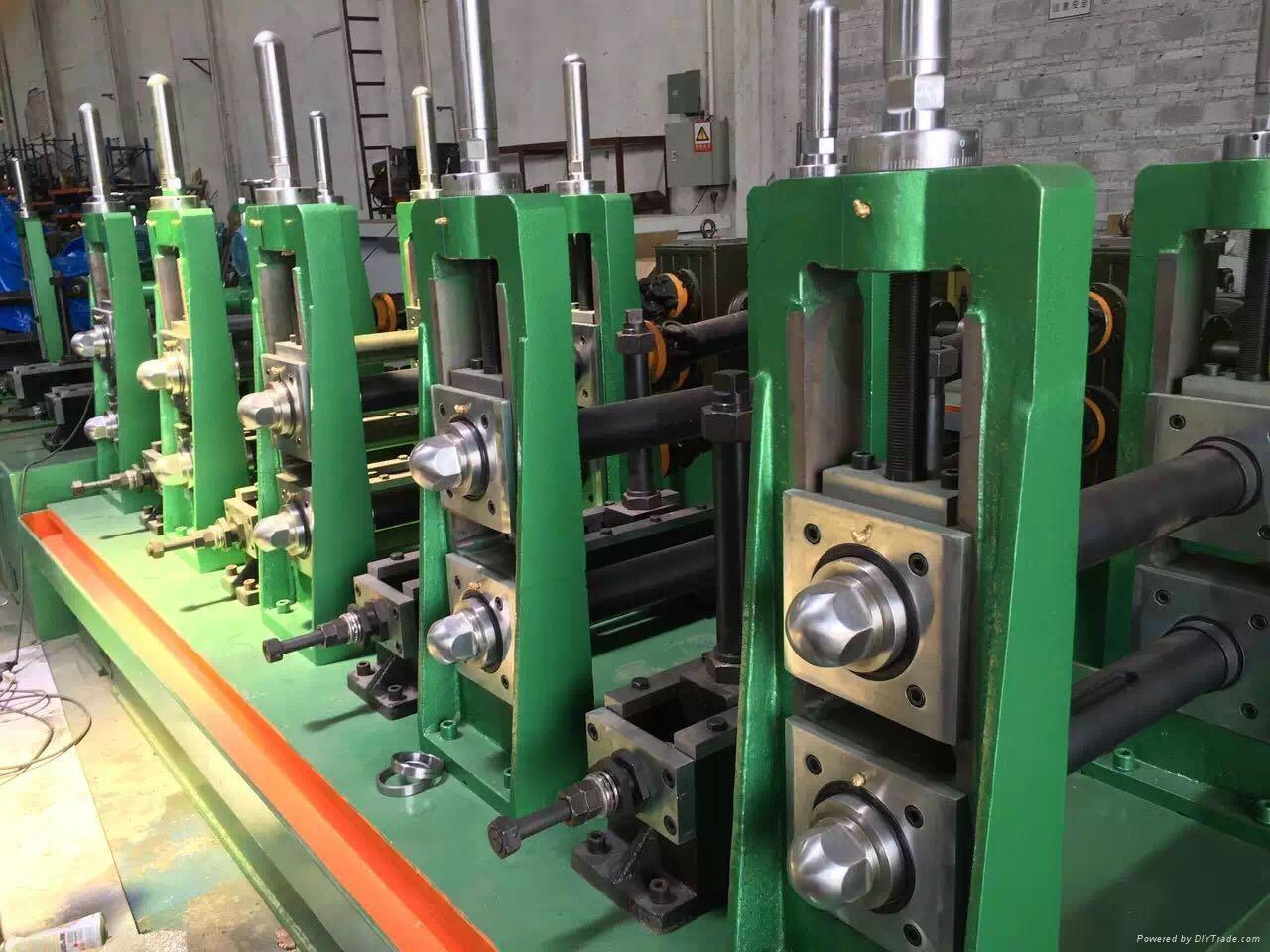 不鏽鋼通用型焊管機 5