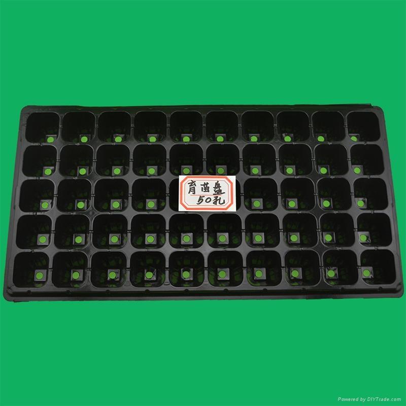 50孔加厚蔬菜营养钵花卉育苗盘 1
