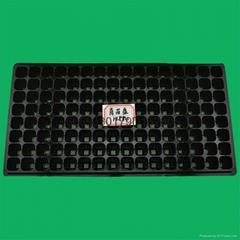 128孔加厚蔬菜营养钵花卉育苗盘