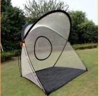 simicircle golf net