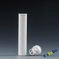 Plastic Effervescent Tablet packaging and desiccant stoppers Y5 133mm