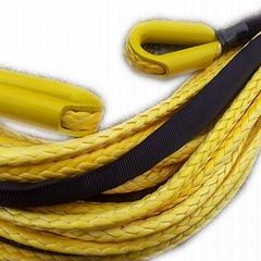 1/2'' Diameter UHMWPE Rope Marine Rope