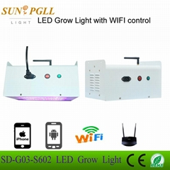 400W WIFI Super LED Grow Light for commercial greenhouse