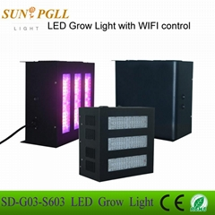WIFI High Par Value LED Plant Grow Light  600w