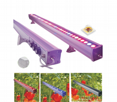 1.2m Osram Dimmbale led grow light  bar  with switches control
