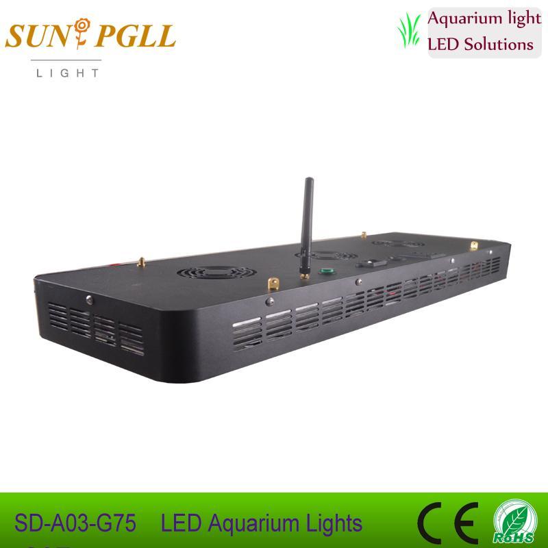 40cm 60cm 80cm wifi intelligent led aquarium lights  2