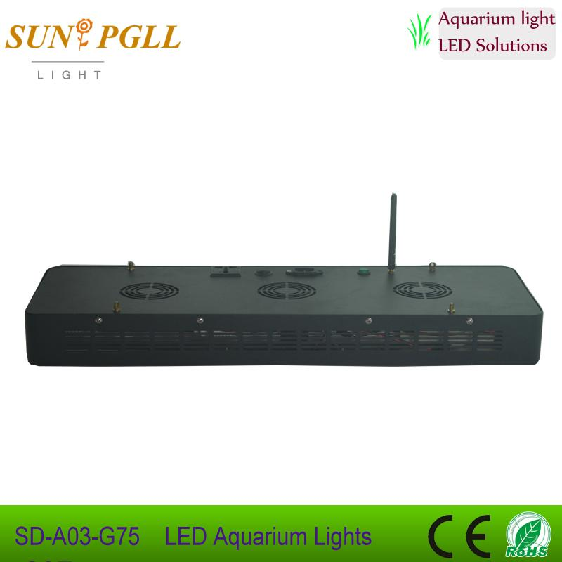 40cm 60cm 80cm wifi intelligent led aquarium lights  3