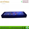 40cm 60cm 80cm wifi intelligent led aquarium lights  5