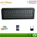 40cm 60cm 80cm wifi intelligent led aquarium lights  1