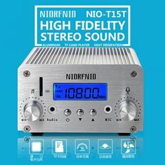 尼罗T15TFM无线调频发射器