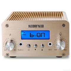 广州尼罗厂家批发15W/5w PC控制调频 FM发射器 立体声蓝牙