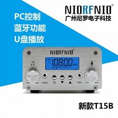 尼罗NIOT15B背景音乐调频发射机