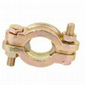 steel cast clamps