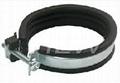 rubber grip hose clamps