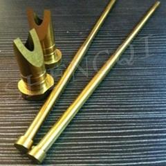 Hot runner valve needle,mold parts