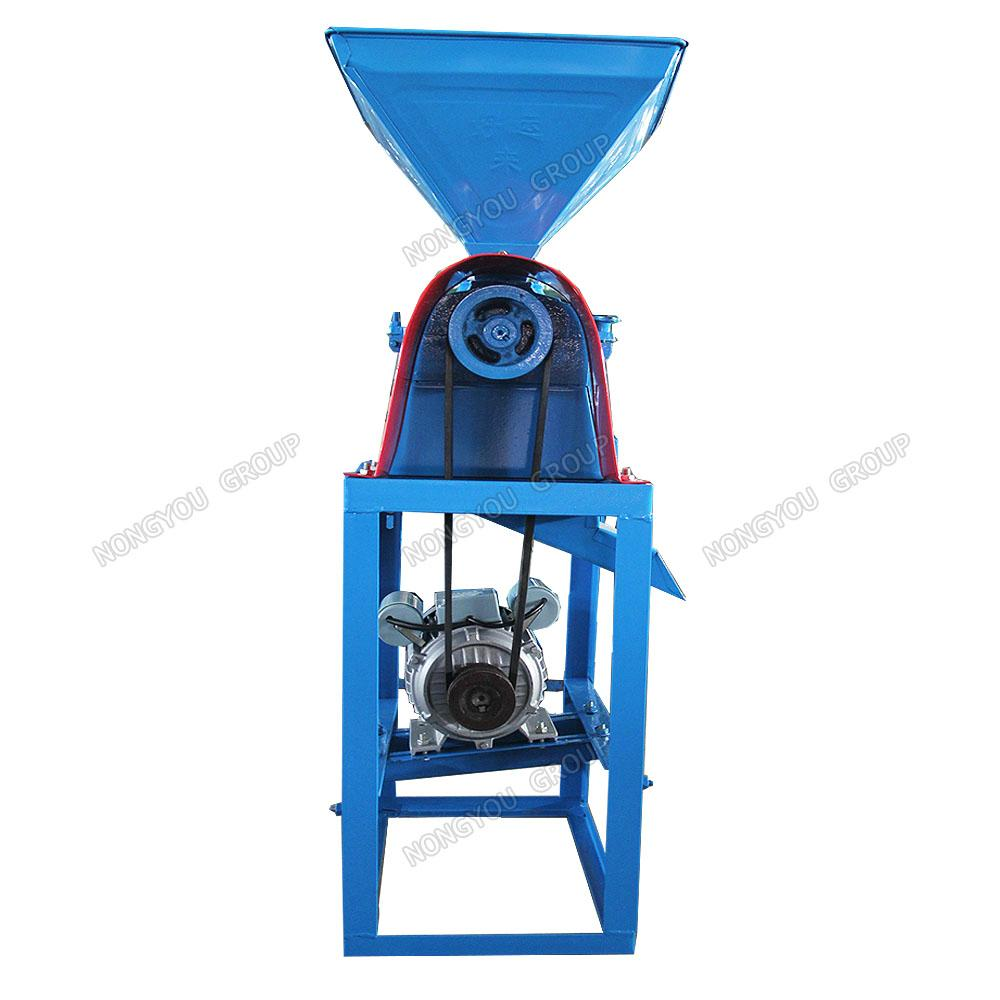 Rice milling machine  1
