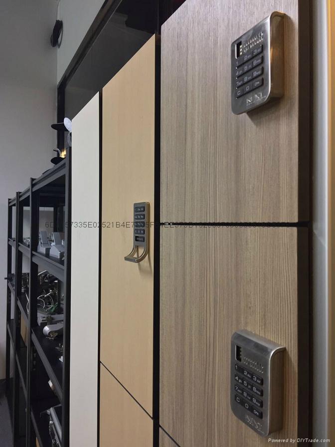 深圳供应Digilock数字密码柜门锁 3