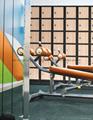 Digilock健身房專用感應式密碼鎖 5
