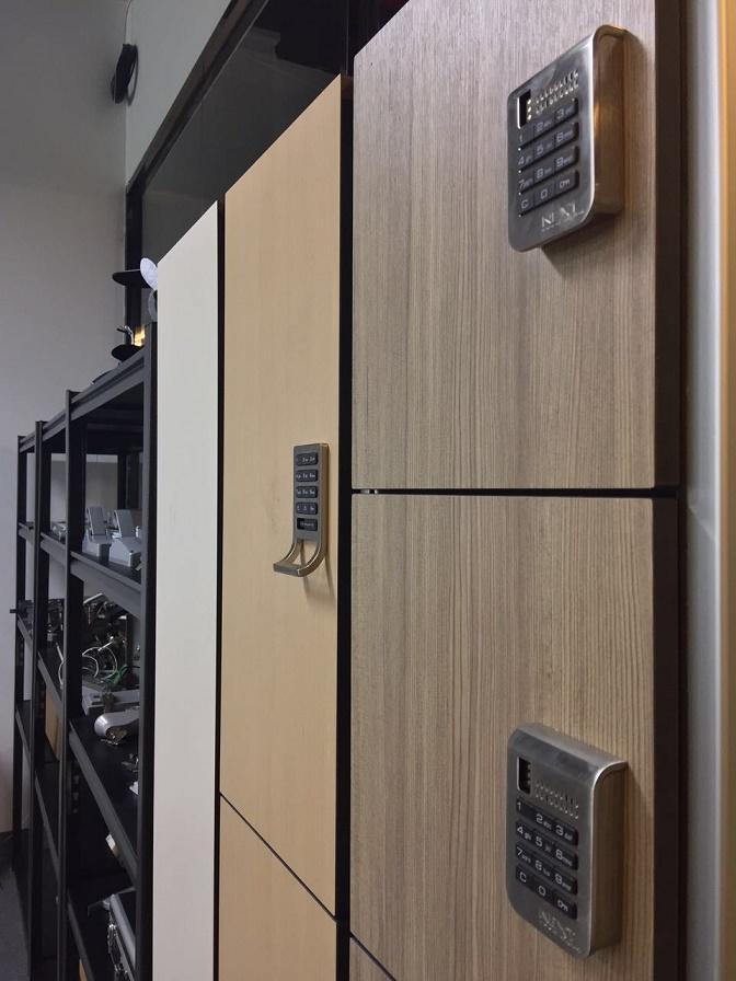 深圳供应NEXTLOCK酒店储物柜专用密码锁 3