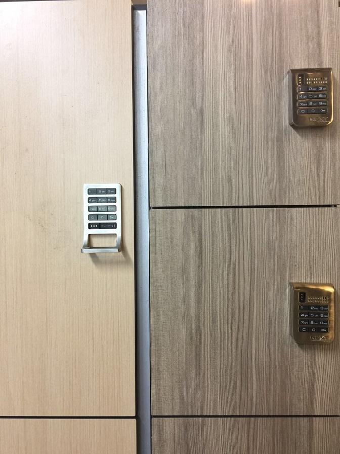 深圳供应高端会所酒店储物柜 5