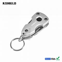 The New Design Metal Multi Functional Keychains Wholesale for Gifts