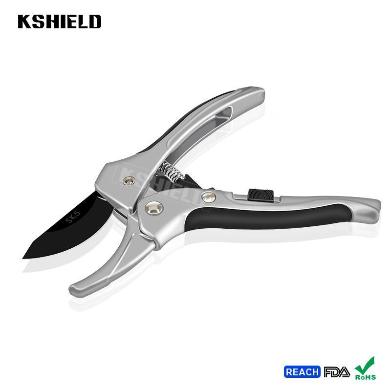 Professional Garden Pruning Shears Scissors High-end Garden Tools 4