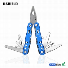 High Quality Fine Blanking 420 Stainless Steel Outdoor Functional Tool Folding K