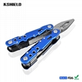 High Quality Fine Blanking 420 Stainless Steel Outdoor Functional Tool Folding K 2