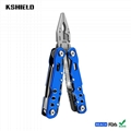 High Quality Fine Blanking 420 Stainless Steel Outdoor Functional Tool Folding K 3