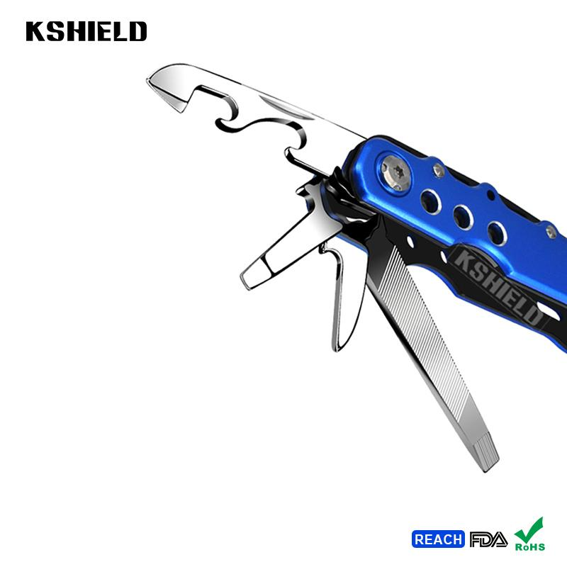 High Quality Fine Blanking 420 Stainless Steel Outdoor Functional Tool Folding K 4