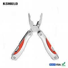 Hotsale Different Types of Stainless Steel Folding Multi Hand Tool Pliers with P