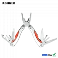 Hotsale Different Types of Stainless Steel Folding Multi Hand Tool Pliers with P 2