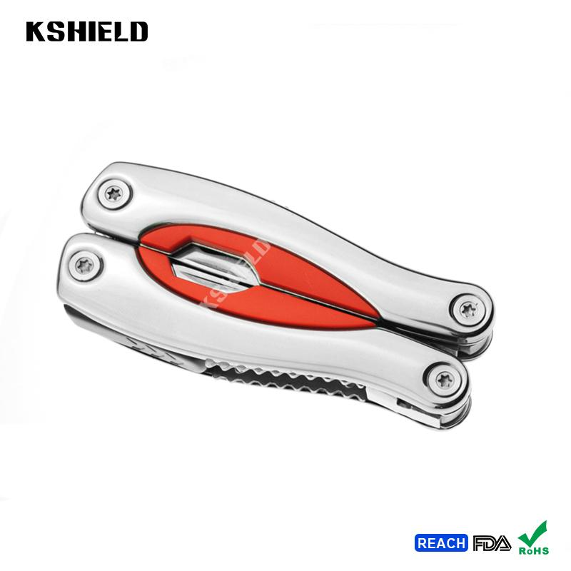 Hotsale Different Types of Stainless Steel Folding Multi Hand Tool Pliers with P 4