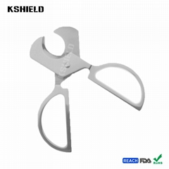 High Quality Stainless Steel Wholesale Cigar Cutter Cigar Scissors with Cheap Pr