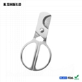 High Quality Stainless Steel Wholesale Cigar Cutter Cigar Scissors with Cheap Pr 3