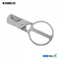 High Quality Stainless Steel Wholesale Cigar Cutter Cigar Scissors with Cheap Pr 4