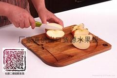 廠家直供水果店主定製禮品用環保創意水果切板