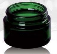 15g 15ml 30g 30ml glass cosmetic jar 60ml 2oz glass cosmetic jar packaging