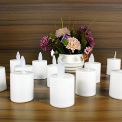 HC-063充電蠟燭 LED蠟燭燈創意禮品
