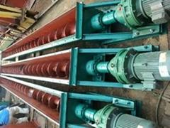 U型螺旋输送机的特点沧州重诺