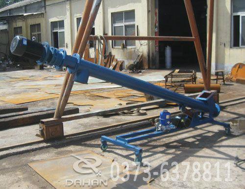 U型螺旋輸送機的特點滄州重諾 4